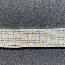 Movie Star Glamorous Diamond Tennis Bracelet 55.00 Carats on 18K White Gold