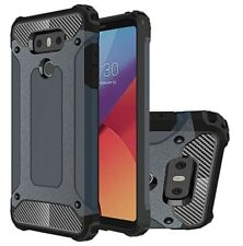 LG G4 / LG G5 & LG G6 Case - Shockproof Hybrid Heavy Duty Armor Dual Layer Cover