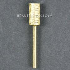 ELECTRIC CILINDRO Carbide file trapano Nail Art Manicure Pedicure Tool 483c