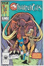 ThunderCats #7 - Star Comics / Marvel Comics 1986 - Back To Thundera!