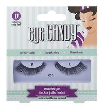 Eye Candy 50's Style Lashes - 005 - False Eyelashes with Glue Adhesive