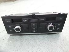 AUDI A6 HEATER/AC CONTROLS 4F, DIGITAL (WITH DISPLAY), 11/04-07/11 4F2820043P