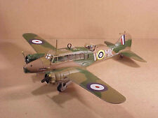 Oxford Aviation 1/72 Diecast Avro Anson MKI, RAF Costal Recon Aircraft #72AA001