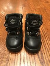 Timberland Field Boots Boys' Toddler Black