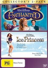 Enchanted / Ice Princess (DVD, 2009, 2-Disc Set)