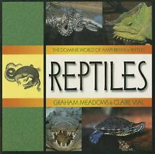Reptiles (Dominie World Of Amphibian/Rep) by Pearson Education