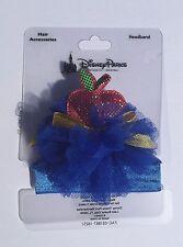 Disney Parks Snow White Elastic Headband Hair Accessory for Girls
