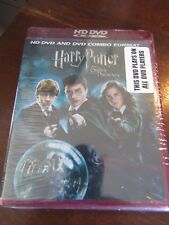 Harry Potter and the Order of the Phoenix (HD DVD & DVD Combo Format) 2007 New