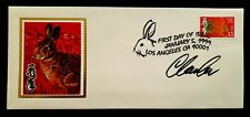 Lot of 2 Chinese New Year - Year of the Hare  Los Angeles, CA FDC Envelopes