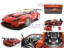 1:18 KYOSHO-FERRARI 575 GTC Evoluzione Red Rosso #08392b rarità