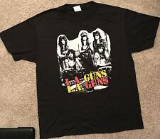 RARE LA Guns t shirt No Mercy Tour 1988 Mint VINTAGE Guns n Roses Sunset Strip