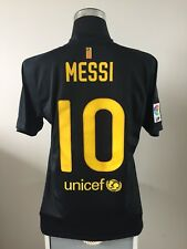 MESSI #10 Barcelona Away Football Shirt Jersey 2011/12 (L)
