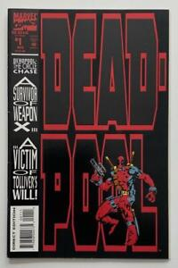 Deadpool The Circle Chase #1. (Marvel 1993) VF+ condition Issue.