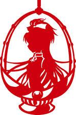Puella Magi Madoka Magica Kyouko Sakura Soul Gem decal sticker