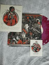 Tyler Stout - Guardians of the Galaxy OST LP - Star Lord Korath Handbill - Mondo