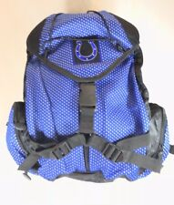 NFL Indianapolis Colts Blue Black Adj. Straps Technomesh Backpack NEW
