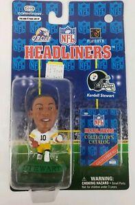 NFL Headliners - Kordell Stewart Figure - Steelers - 1997