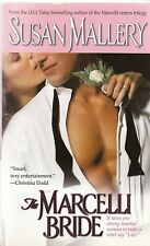 SUSAN MALLERY The Marcelli Bride (2006, Paperback)
