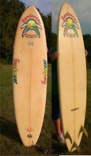"Wet Stix 7' 0"" Tri-Fin Surfboard and Leash"