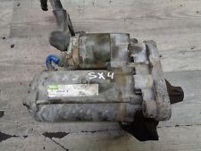 Suzuki SX4 I  Anlasser Starter Citroen Peugeot
