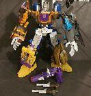 Transformers Takara Tomy Unite Warriors UW-07 Bruticus with upgrades US seller