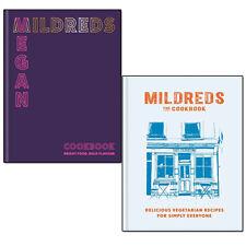 Mildreds Vegetarian Cookbook Collection 2 Books Set Mildreds Vegetarian Cookbook