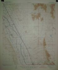 3 USGS Topographic Maps15 minute from southern New Mexico with railroads