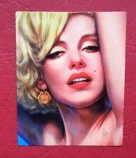 "Sticker Adhesivo ""Monroe"" brillo-Optik-StickerBomb portátil skateboard"