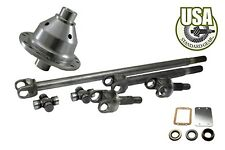 USA Standard 30 spline 4340 Chr-Moly axle & Zip Locker kit for Jeep TJ,XJ,YJ,ZJ
