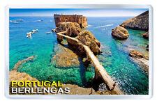 BERLENGAS PORTUGAL FRIDGE MAGNET SOUVENIR IMAN NEVERA