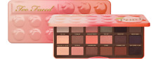 100% Authentic Too Faced Sweet Peach 18 Colors Eye Shadow & Proof Of Receipt