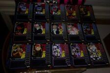 15 cartes cards Dragon Ball Z CCG DBZ Personalities CP1-CP15 set rare promo card
