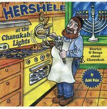 HERSHELE AT THE CHANUKA LIGHTS. Jewish Kids CD