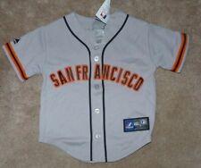 NEW MLB San Francisco Giants Baseball Jersey Boys Kids 4 NEW NWT