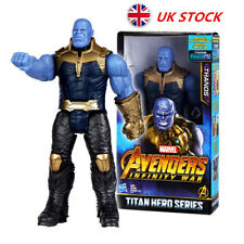 "12""Legends Avengers Infinity War Titan Hero Series Thanos Action Figure Boys Toy"