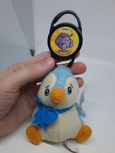 Blue Bruce Neopet McDonalds Toy! With Star Tag & Hasee Clip
