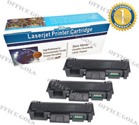 3PK MLT-D118L MLTD118L Black Laser Toner For Samsung 118L Xpress M3015DW M3065FW