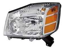 New Left driver headlight light fit for 2004 2005 2006 2007 Titan