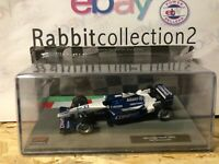 "DIE CAST "" WILLIAMS FW23 - 2001 RALF SCHUMACHER "" FORMULA 1 COLLECTION 1/43"