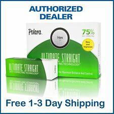 NEW 2020 POLARA ULTIMATE STRAIGHT GOLF BALLS 75% Correcting (FREE 1-3 Day SHIP!)