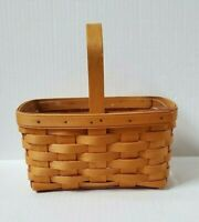 Longaberger Candle Basket & Protector Set