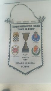 Fc Porto , Boavista Football Pendant ,August 1996 tournament  Rare