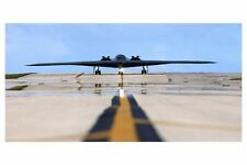 B-2 SPIRIT STEALTH BOMBER TAXIING 8x12 SILVER HALIDE PHOTO PRINT