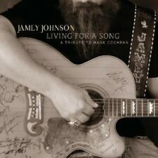 Jamey Johnson - Living for a Song: Tribute to Hank Cochran [New CD]