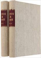 Histoire de france. 2 tomes.