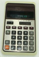 Casio AL-8 Vintage Electronic Pocket Calculator tested and works