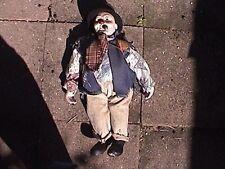 Vintage Porcelain emmet kelly doll willie the clown