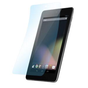 6x Super Clear Schutz Folie Google Nexus 7 2012 Asus Klar Dünn Display Protector