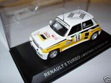 RPT9M 1/43 IXO Altaya RALLYE Portugal RENAULT 5 turbo Mountiho Fortes 1986