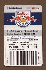 Orig.Ticket   1.Bundesliga  Österreich 05/06   RED BULL SALZBURG  - AUSTRIA WIEN
